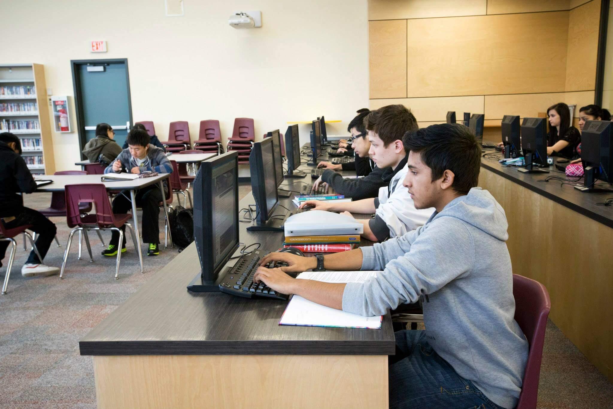 Año acedémico en Canadá - curso