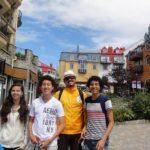 Campamento de verano - Montreal