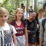 Campamento de verano - Vancouver, Wynchemna 1