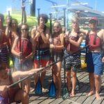 Campamento de verano - Vancouver, Wynchemna 13